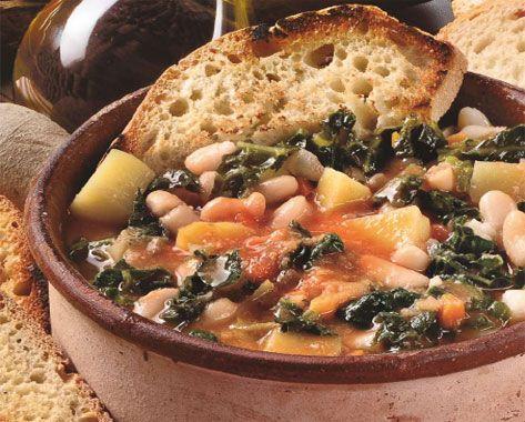 Alimentazione Sana & Cucina Naturale: Zuppa di cavolo nero alla toscana