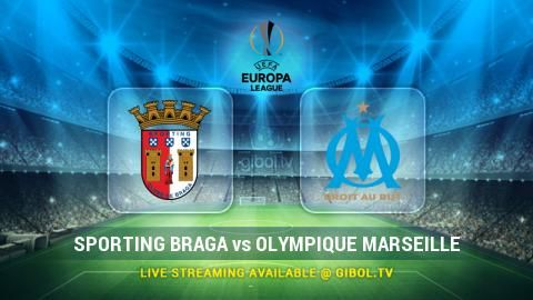 Sporting Braga vs Olympique Marseille (22 Oct 2015) Live Stream Links - Mobile streaming available