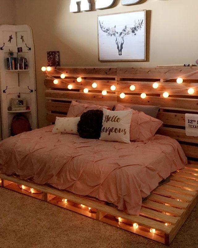 Quartosdecorados Quartos Quarto Bedroom Decor On A Budget Tumblr Room Decor Country Bedroom