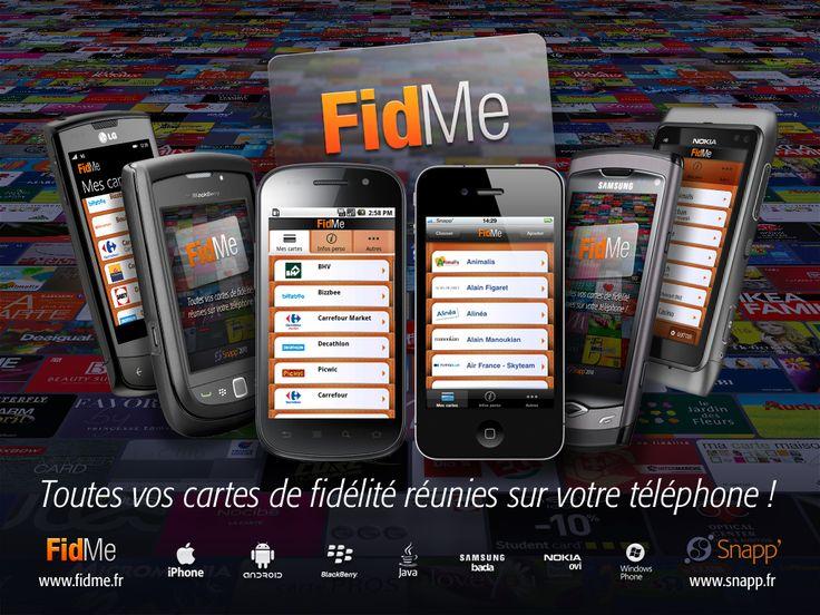 FidMe : L'application qui va ringardiser la carte de fidélité