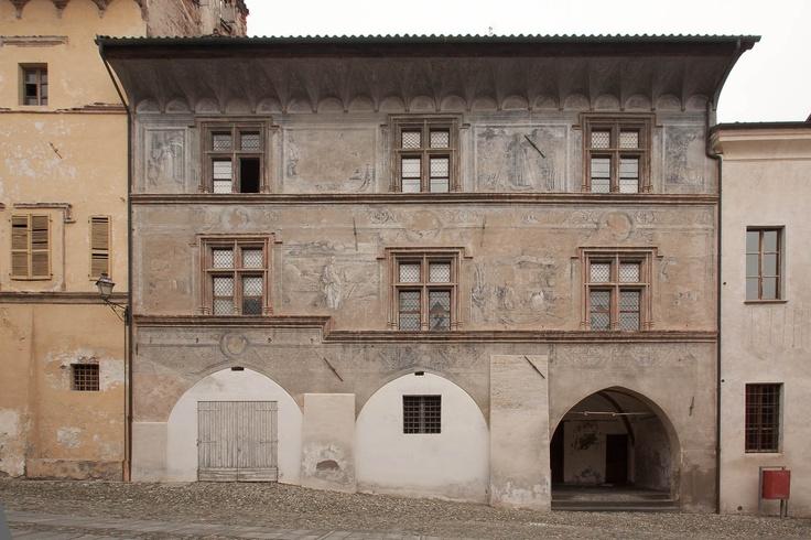 Centro storico/Old town, Saluzzo