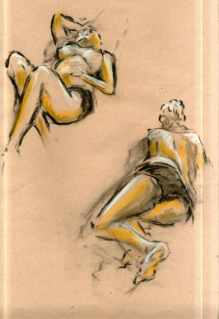 life drawing with charcoal and chalk pastels http://jennycarsonpaul.blogspot.co.uk