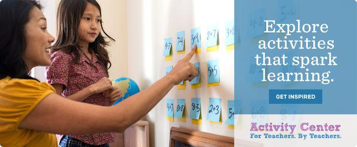 3M Post-it® Teachers : All Activities
