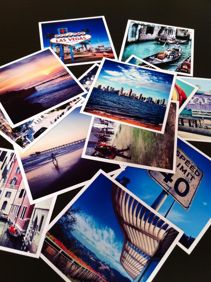 Finally, my printed instagram photos! Thanks www.foxgram.com for the best prints!