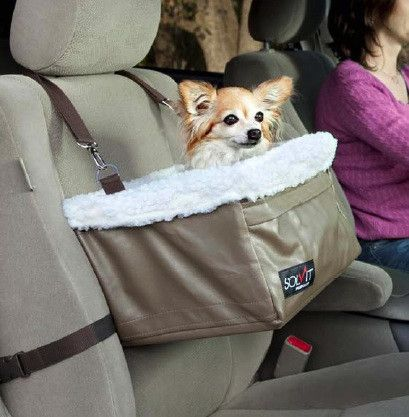 Medium Tagalong Pet Booster Car Seat