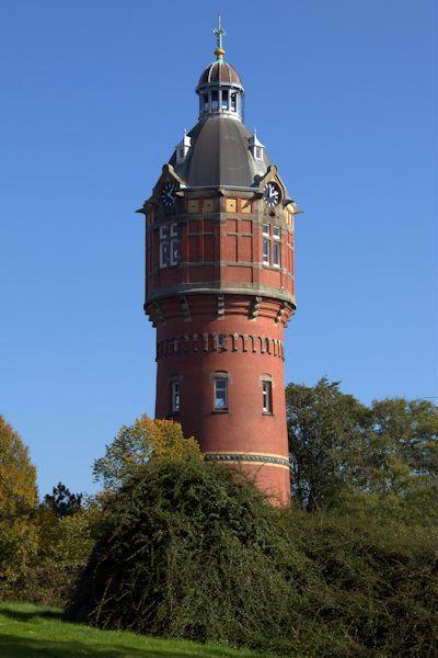 Watertoren Amsterdam (Spaklerweg)