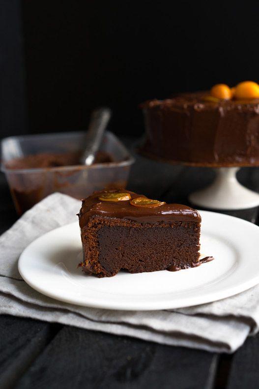 TODO Самый шоколадный, тотально шоколадный торт