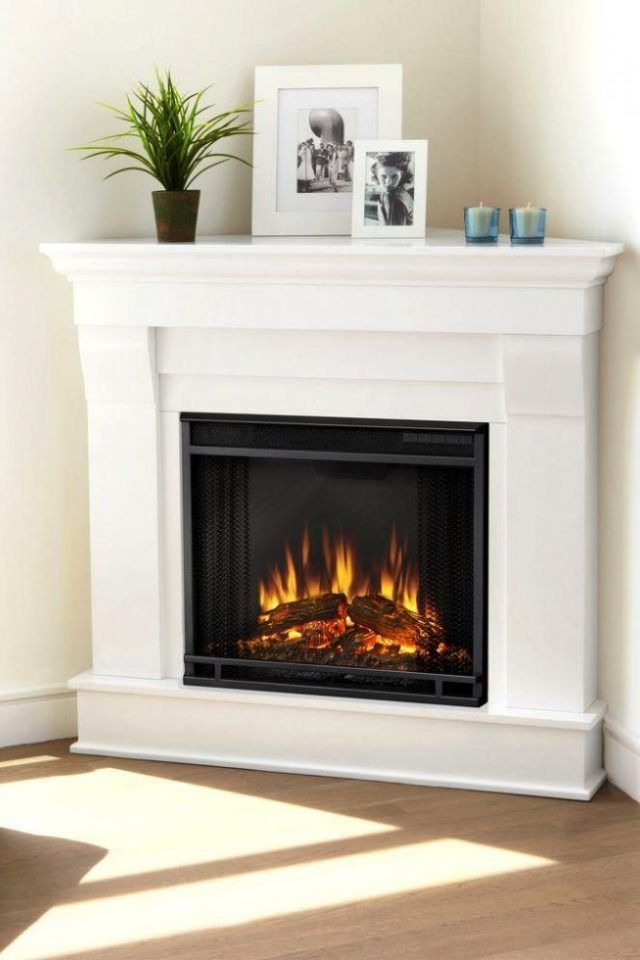 8 Home Depot Electric Fireplace Corner Electric Fireplace In White