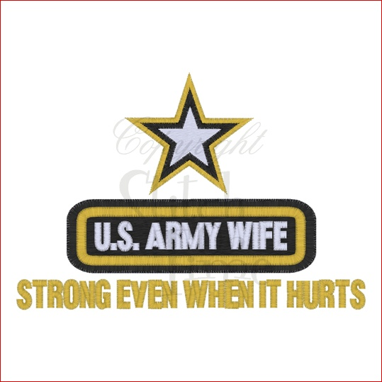 Strong even when it hurts