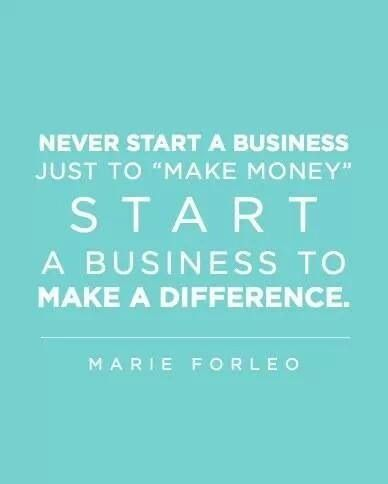 Inspiring quote for entrepreneurs #business #inspiration #entrepreneur  | Sign up for more inspiration at www.earthloveskin.com