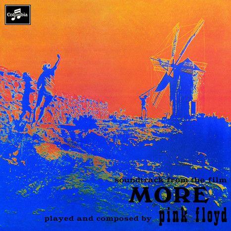Pink Floyd : More Soundtrack LP RE (180-Gram, Audiophile)