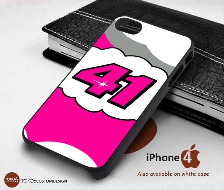 Aleix Espargaro 41 MotoGP  for iPhone 4/4S, iPhone 5/5S, iPhone 6, iPod 4, iPod 5, Samsung Galaxy Note 3, Galaxy Note 4, Galaxy S3, Galaxy S4, Galaxy S5, Galaxy S6, Phone Case