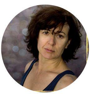 Nuria Vidal de Madrid participante en la feria Art Madrid 17