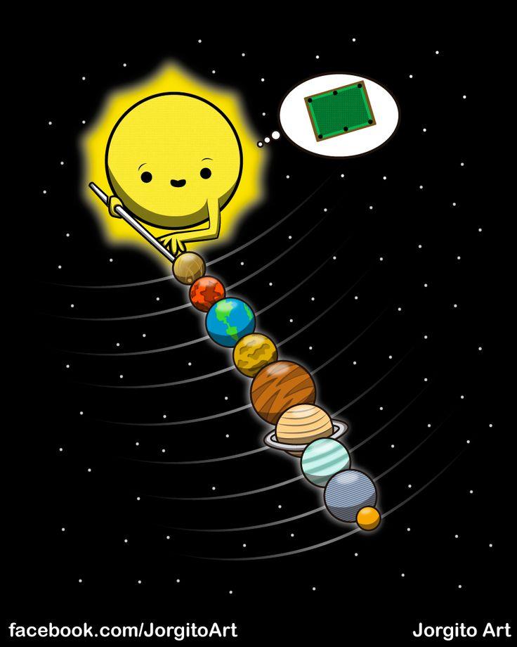 Alineación planetaria #Diseñosparacamisetas #facebook.com/Jorgitoart