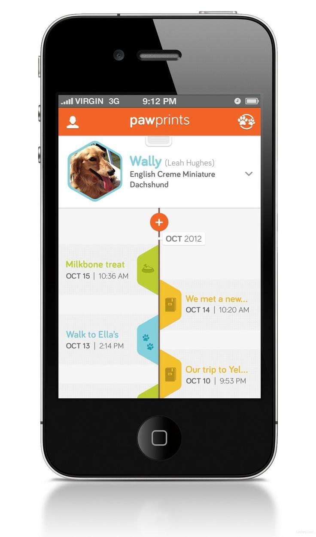 国外手机app应用软件#ui界面设计#欣赏3