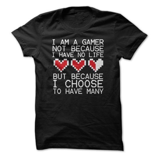 Gamer T-Shirt Hoodie Sweatshirts eau. Check price ==► http://graphictshirts.xyz/?p=61278
