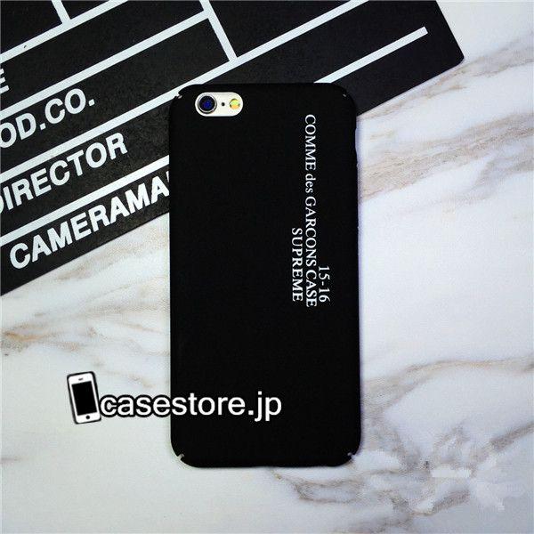 シンプルSupreme ファッションブランドiphone7plusケース