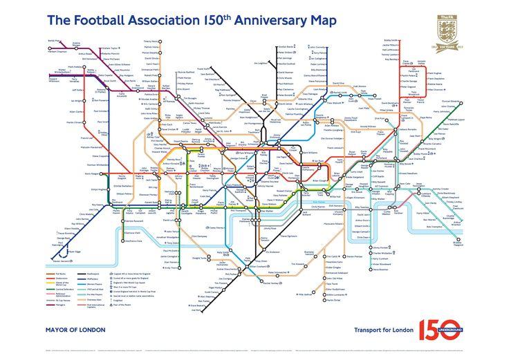 football tube map