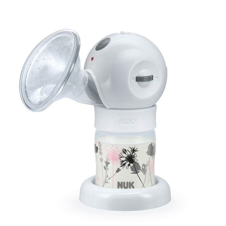 Bomba Elétrica Tira Leite Luna Bivolt - Nuk - R$399,90 - 26/08/16