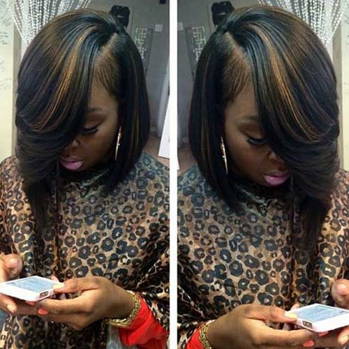 15 Black Girl Bob Hairstyles | Bob Hairstyles 2015 - Short Hairstyles for Women