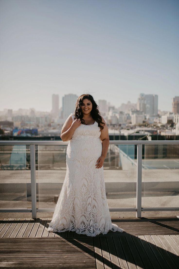 elopement dress party dress boho bride beach wedding dress bridal shower dress Stella dress: sequin dress