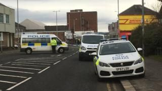Man charged and due in court over fatal street fight -  Man charged and due in court over fatal street fight                                                                                                15 March 2018                                    Image caption                                      A large section of Dalrymple Street was cordoned off on Wednesday                                A man has been charged with the death of a 63-year-old man in Greenock.  The 44-year-old was…
