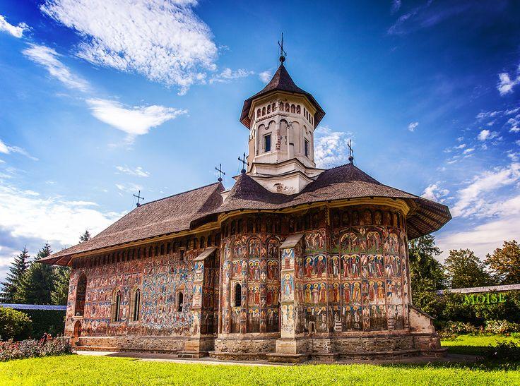 Moldoviţa, Romania