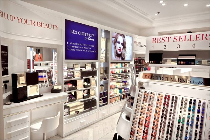 Etam – Push Up Your Beauty Stores by Retail Access, France » Retail Design Blog