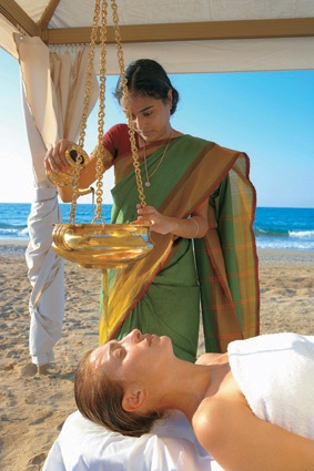 Ayurveda treatment by Indian therapists