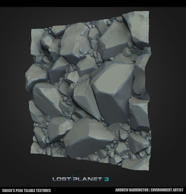 Rawk - Post any rocks you make here! - Page 20 - Polycount Forum