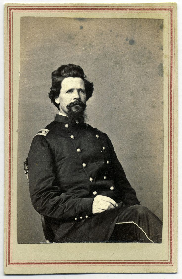 "https://flic.kr/p/sCEcAE | A Civil War POW's Story in 8 Quotes | <b><i>Carte de visite</i> of John McGregor by Hallett & Brother of New York City.</b> McGregor, the surgeon of the 3rd Connecticut Infantry, was captured during the First Battle of Bull Run on July 21, 1861. The story of who he was as a man, and of his Civil War experience, can be glimpsed in these eight quotes from the ""Life and Deeds of John McGregor:""  ""He was educated, believed, and acted, according to the political…"