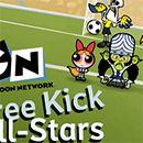 Chicas Superpoderosas Free Kick All Stars