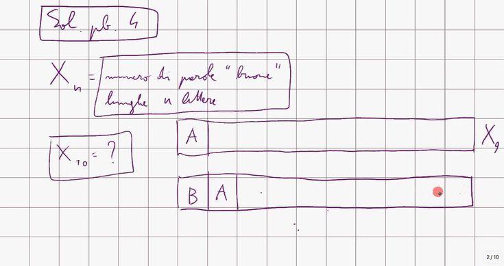 Olimpiadi della Matematica - Corso Base lez. 3C: Combinatoria Ricorsiva ...