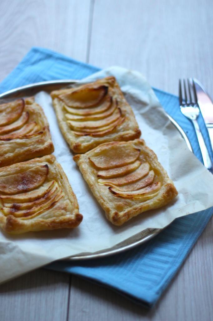 Lekker en Simpel: appeltaartjes