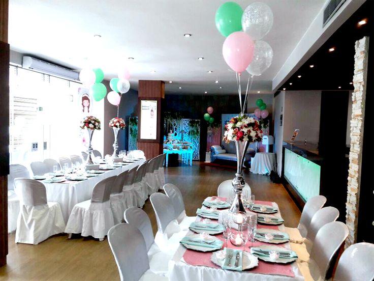 Celebra tus Eventos Sociales en el Restaurante la Galería en un ambiente privado, moderno y vigilancia las 24 horas, excelente atención y exquisitos platos que harán de que ese día sea inolvidable. Comunícate al 57 7 5726020 Ext 512 #Cucuta #Colombia #Eventos #PrimeraComunion #Grados #Quinceaños #Bodas