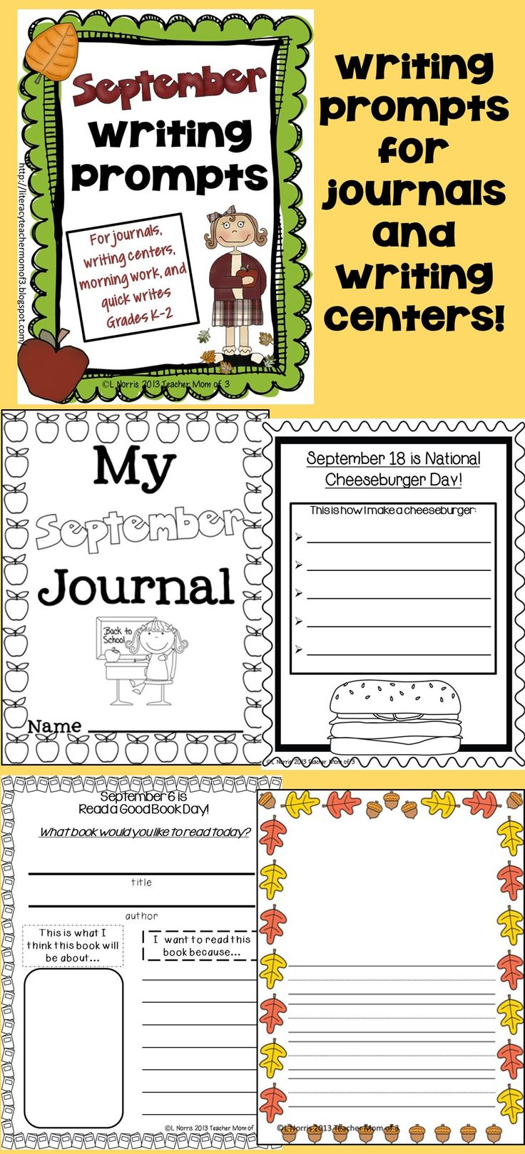 creative writing picture prompts elementary A collection of illustrated writing prompts for young children  we created 25 brand new story starters related to halloween, thanksgiving, and christmas.