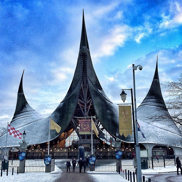 #1 - De Efteling is by far the most popular attraction in the Netherlands. It is also one of the oldest theme parks in the world. It is a fantasy themed park that features over 30 attractions spread throughout four different fantastical realms: Fairy, Adventure, Travel, and Alternative.