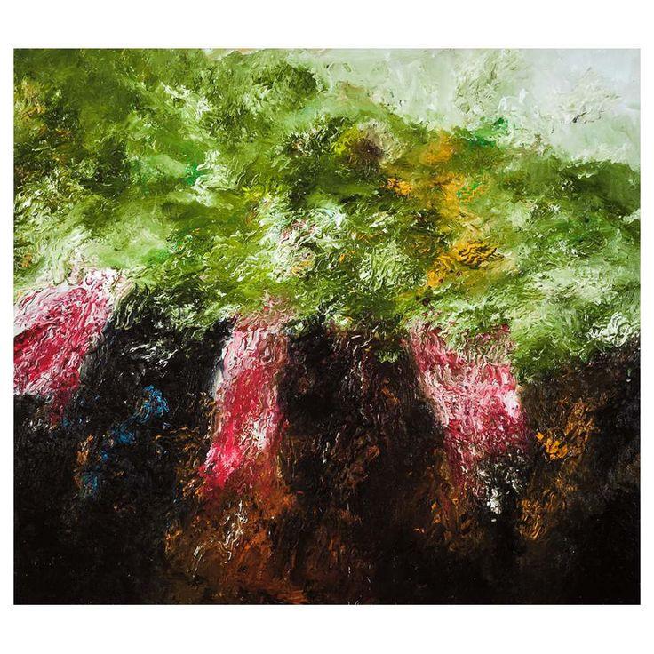 'Waldrand' (2013) by Armando