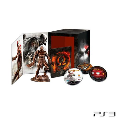 God of War - Omega Edition - PS3