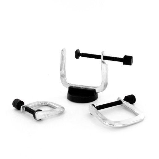Model Craft - 3x Mini G-Clamps & Magnet | Maplin