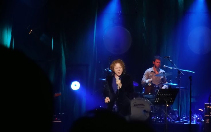 Simply Red, czyli Mick Hucknall and his band