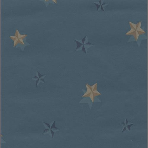 Stars Early American vintage wallpaper: 520903 | Clearance Wallpaper