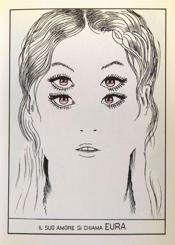 dino buzzati, from poema a fumetti