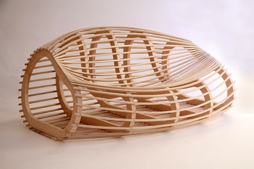 David Trubridge Nananu 2011 Furniture Pinterest