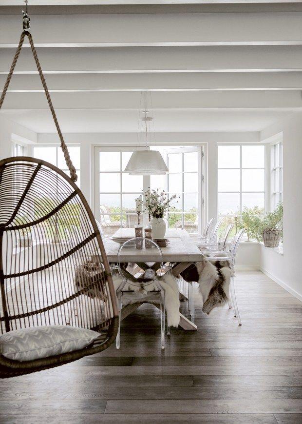 Une maison sur la plage au Danemark                                                                                                                                                                                 Plus