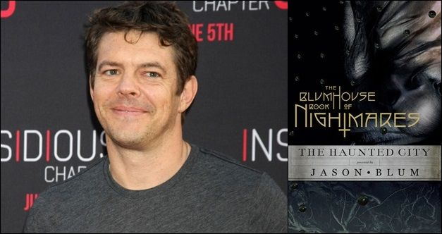 Jason Blum's Latest: 18 Writers Build 'The Haunted City'