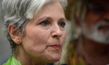 """""""Your campaign lost because of a rigged system."""" : Jill Stein, Green Party Candidate to Protesters @DNC Convention"""