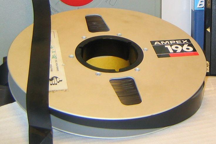 cintas magnéticas - periferico de almacenamiento