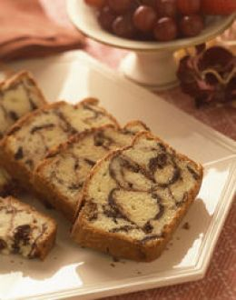 Weight Watchers 2 pt Chocolate Marbled Coffee Cake