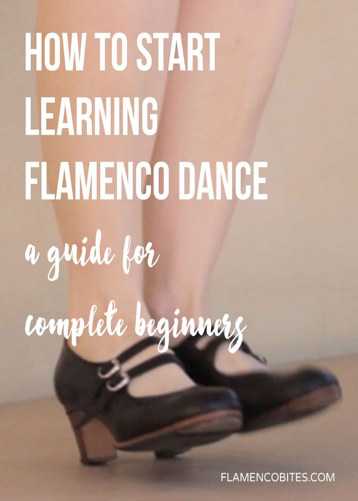 A step-by-step to getting started with flamenco dance. Whether you are coming to flamenco from a different dance style or as someone new to dance you'll find help here.